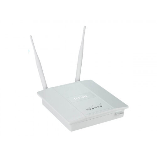 D-Link AirPremier N PoE Access Point with Plenum-rated Chassis DAP-2360 - Radio access point - Wi-Fi - 2.4 GHz