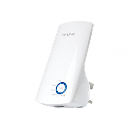 TP-Link TL-WA850RE 300Mbps Universal Wireless N Range Extender - Wi-Fi range extender - 100Mb LAN - Wi-Fi - 2.4 GHz