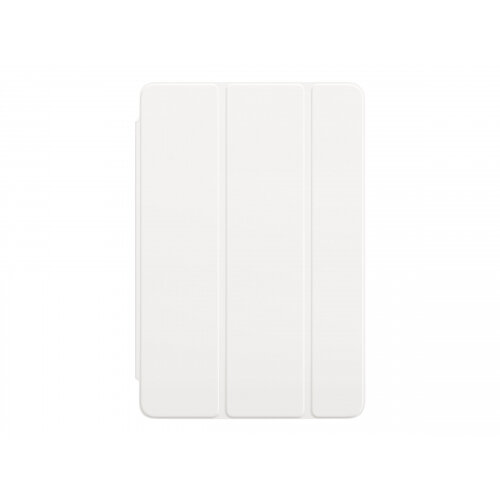 Apple Smart - Screen cover for tablet - polyurethane - white - for iPad mini 4