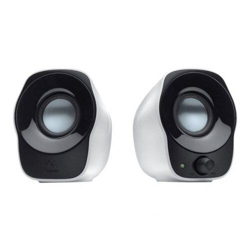 Logitech Z-120 - Speakers - for portable use - 1.2 Watt (Total)