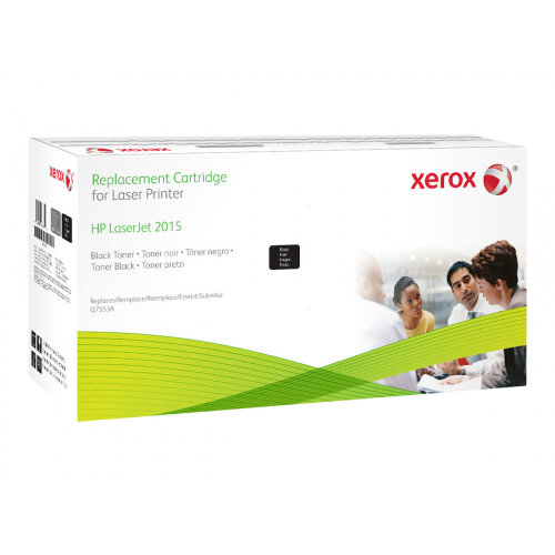 Xerox HP LaserJet P2015 - Black - toner cartridge (alternative for: HP Q7553A) - for HP LaserJet M2727nf, M2727nfs, P2014, P2014n, P2015, P2015d, P2015dn, P2015n, P2015x