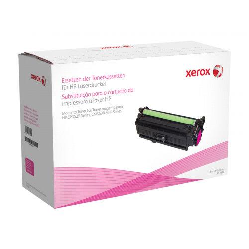 Xerox HP Colour LaserJet CM3530 MFP - Magenta - toner cartridge (alternative for: HP CE253A) - for HP Color LaserJet CM3530 MFP, CM3530fs MFP, CP3525, CP3525dn, CP3525n, CP3525x