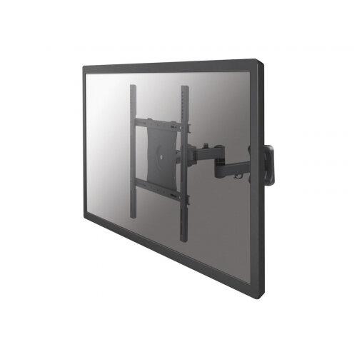 "NewStar TV/Monitor Wall Mount (Full Motion) for 23""-52"" Screen - Black - Adjustable arm for LCD display (Tilt &Swivel) - black - screen size: 23""-52"" - wall-mountable"