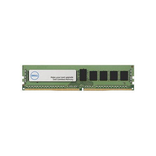 Dell - DDR4 - 16 GB - DIMM 288-pin - 2133 MHz / PC4-17000 - 1.2 V - registered - ECC - for PowerEdge M630, M830, R430, R530, R630, R730, T430, T630; Precision Tower 7810, 7910