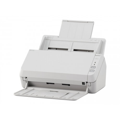 Fujitsu SP-1125 - Document scanner - Duplex - A4 - 600 dpi x 600 dpi - up to 25 ppm (mono) / up to 25 ppm (colour) - ADF (50 sheets) - USB 2.0