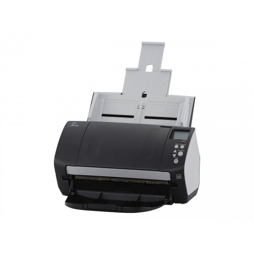 Fujitsu fi-7160 - Document scanner - Duplex - 216 x 355.6 mm - 600 dpi x 600 dpi - up to 60 ppm (mono) / up to 60 ppm (colour) - ADF (80 sheets) - up to 4000 scans per day - USB 3.0