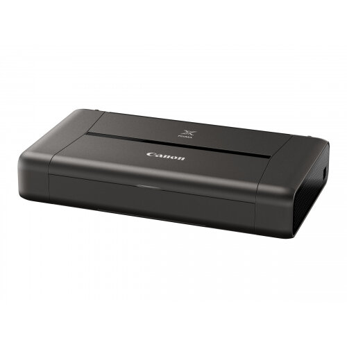 Canon PIXMA iP110 - Printer - colour - ink-jet - A4/Legal - up to 9 ipm (mono) / up to 5.8 ipm (colour) - capacity: 50 sheets - USB 2.0, Wi-Fi(n)