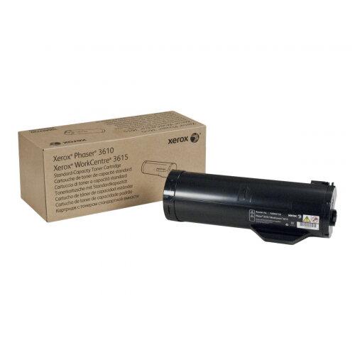 Xerox Phaser 3610 - Black - original - toner cartridge - for Phaser 3610; WorkCentre 3615