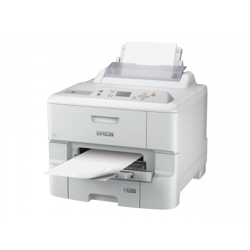 Epson WorkForce Pro WF-6090DW - Printer - colour - Duplex - ink-jet - A4/Legal - 4800 x 1200 dpi - up to 34 ppm (mono) / up to 34 ppm (colour) - capacity: 580 sheets - USB 2.0, Gigabit LAN, Wi-Fi(n), NFC