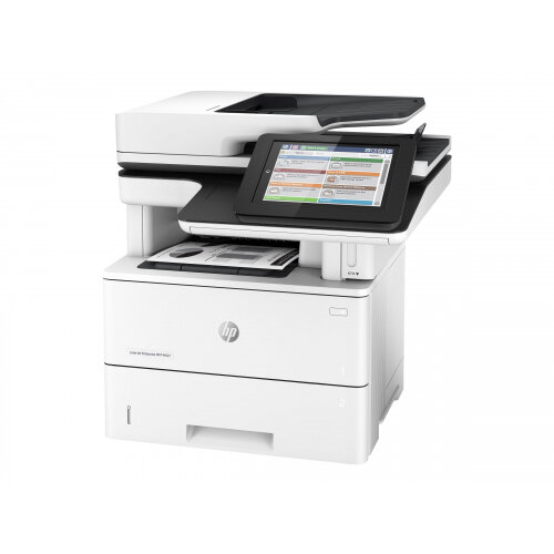 HP LaserJet Enterprise Flow MFP M527c - Multifunction printer - B/W - laser - Legal (216 x 356 mm) (original) - A4/Legal (media) - up to 43 ppm (printing) - 650 sheets - 33.6 Kbps - USB 2.0, Gigabit LAN, USB 2.0 host
