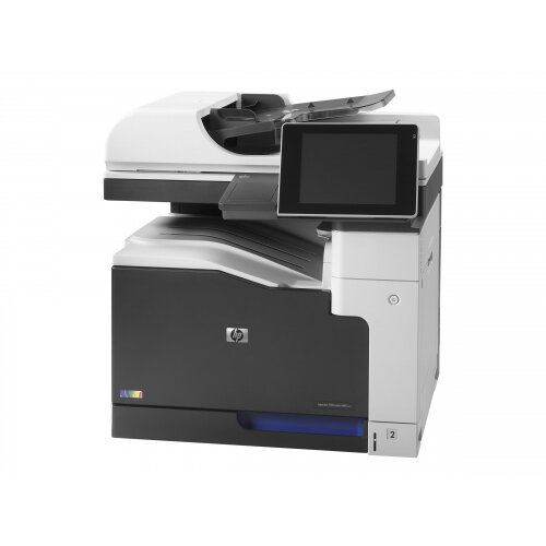 HP LaserJet Enterprise MFP M775dn - Multifunction printer - colour - laser - A3/Ledger (297 x 432 mm) (original) - A3/Ledger (media) - up to 30 ppm (copying) - up to 30 ppm (printing) - 350 sheets - USB 2.0, Gigabit LAN, USB host, 2 x USB host (internal)