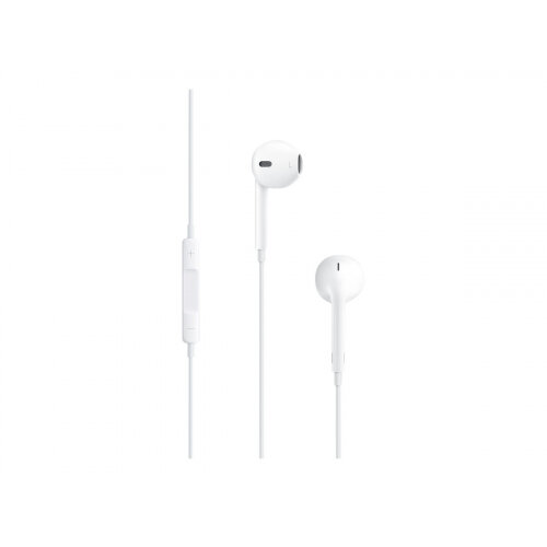 Apple EarPods - Earphones with mic - ear-bud - wired - Lightning