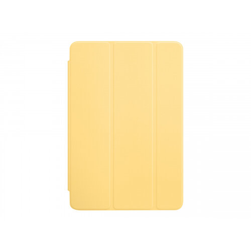 Apple Smart - Screen cover for tablet - yellow - for iPad mini 4