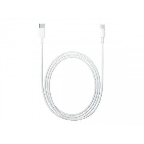 Apple USB-C to Lightning Cable - Lightning cable - Lightning (M) to USB-C (M) - 2 m - for Apple iPad/iPhone/iPod (Lightning)