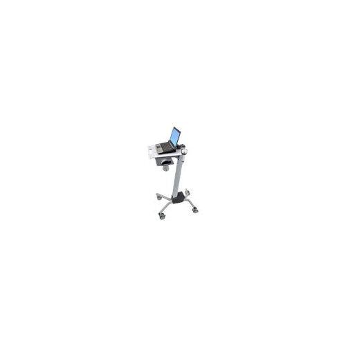 Ergotron Neo-Flex Laptop Cart - Cart for notebook - plastic, aluminium, steel - two-tone grey