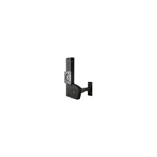 "Ergotron Glide Wall Mount LD-X - Mounting kit (motion arm, VESA adapter, mounting hardware, lift assembly) for LCD display - black - screen size: up to 42"" - wall-mountable"