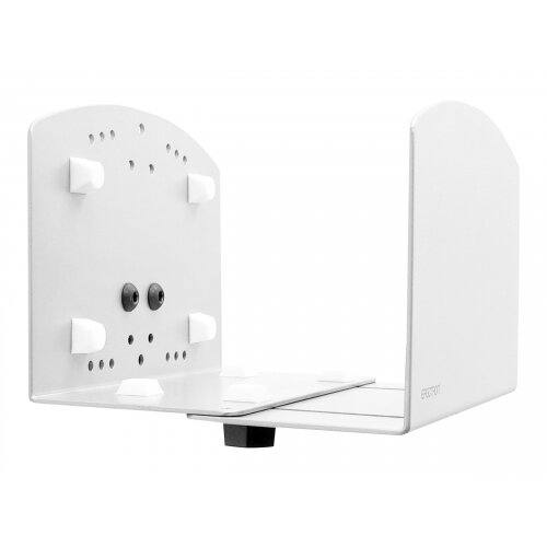Ergotron Vertical Universal CPU Holder - Mounting component (CPU holder) for personal computer - steel - white