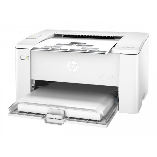 HP LaserJet Pro M102a - Printer - monochrome - laser - A4/Legal - 1200 dpi - up to 22 ppm - capacity: 150 sheets - USB 2.0