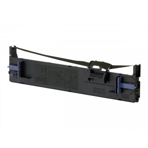 Epson - 1 - black - 32 m - print ribbon - for LQ 690