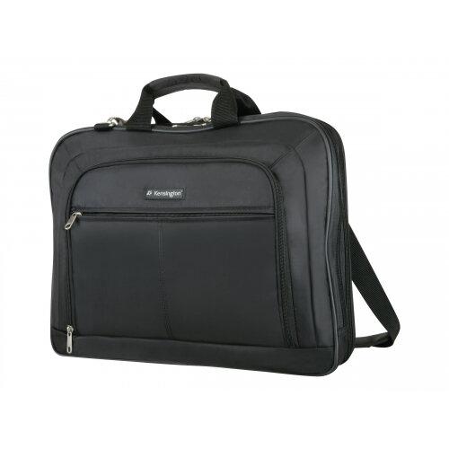 """Kensington SureCheck SP45 Classic - Notebook carrying case - Laptop Bag - 17"""" - black"""