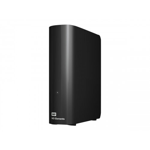 WD Elements Desktop WDBWLG0040HBK - Hard drive - 4 TB - external (desktop) - USB 3.0
