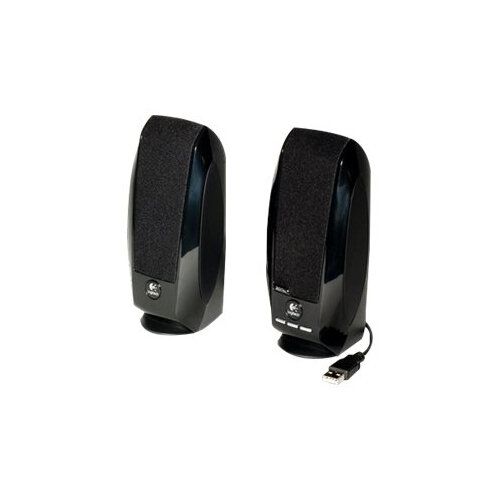 Logitech S150 Digital USB - Speakers - for PC - USB - 1.2 Watt (Total) - black