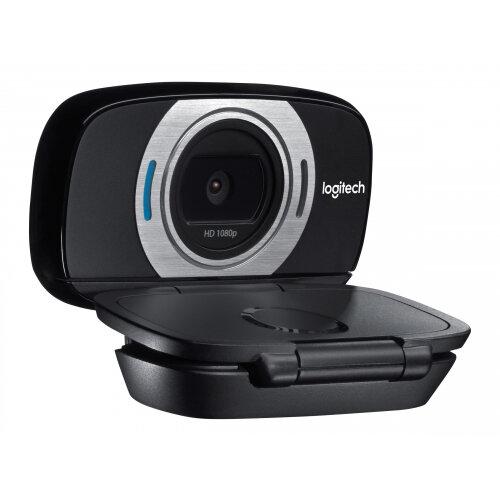 Logitech HD Webcam C615 - Web camera - colour - 1920 x 1080 - audio - USB 2.0