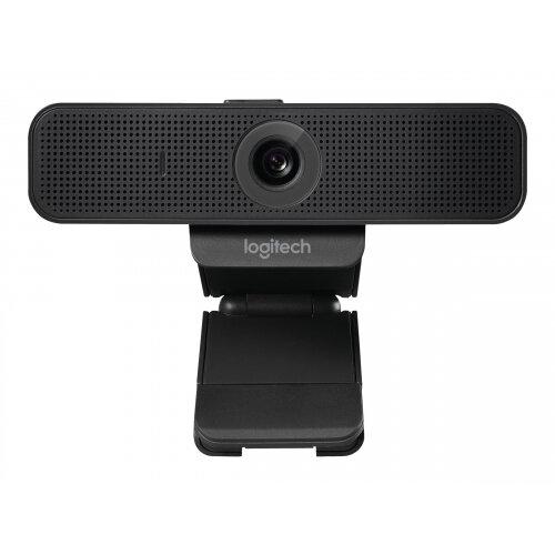 Logitech Webcam C925e - Web camera - colour - 1920 x 1080 - audio - USB 2.0 - H.264