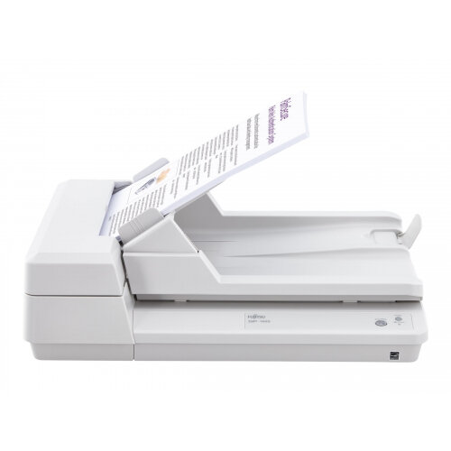 Fujitsu SP-1425 - Document scanner - Duplex - A4 - 600 dpi x 600 dpi - up to 25 ppm (mono) / up to 25 ppm (colour) - ADF (50 sheets) - USB 2.0