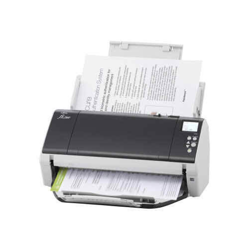 Fujitsu fi-7460 - Document scanner - Duplex - 304.8 x 431.8 mm - 600 dpi x 600 dpi - up to 60 ppm (mono) / up to 60 ppm (colour) - ADF (100 sheets) - USB 3.0