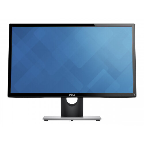 "Dell SE2416H - LED Computer Monitor - 24"" (23.8"" viewable) - 1920 x 1080 Full HD (1080p) - IPS - 250 cd/m² - 1000:1 - 6 ms - HDMI, VGA - black - with 3-Years Advance Exchange Service"