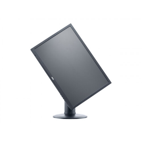 "AOC E2460PDA - LED Computer Monitor - 24"" (24"" viewable) - 1920 x 1080 Full HD (1080p) - 250 cd/m² - 1000:1 - 5 ms - DVI-D, VGA - speakers"