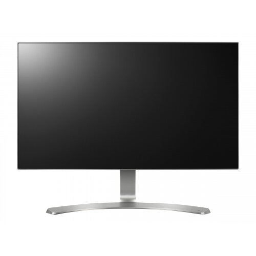 "LG 24MP88HV - LED Computer Monitor - 23.8"" - 1920 x 1080 Full HD (1080p) - IPS - 250 cd/m² - 5 ms - 2xHDMI, VGA - speakers - silver spray with white back"