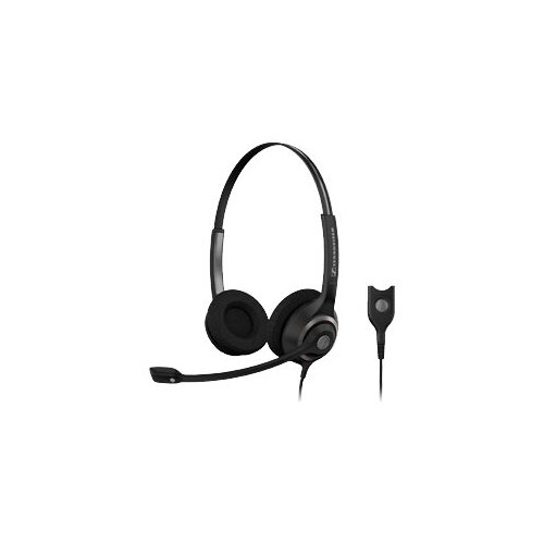 Sennheiser Circle SC 260 - Headset - on-ear - wired