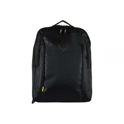 "techair - Notebook carrying backpack - 15.6"" - black"