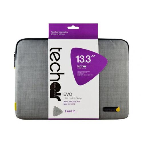"Tech air EVO Laptop Sleeve - Notebook sleeve - 13.3"" - grey texturised"