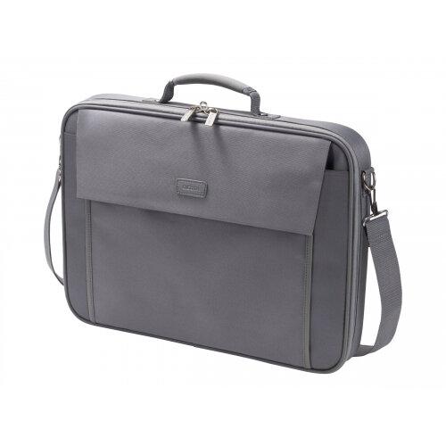 "DICOTA Multi BASE Laptop Bag 15.6"" - Notebook carrying case - 15.6"" - grey"
