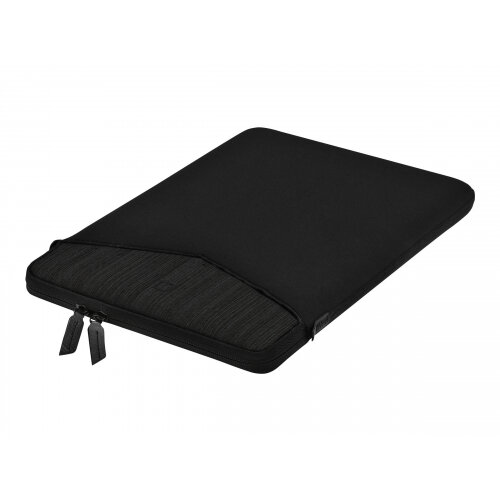 "Dicota Code Laptop Sleeve 15"" - Notebook sleeve - 15"" - black - for Apple MacBook Pro (15.4 in)"