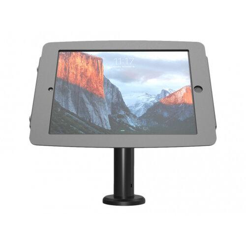 "Compulocks Space Rise - iPad 12.9"" Counter Top Kiosk 8"" - Black - Stand for Apple iPad - black - desk-mountable - for Apple 12.9-inch iPad Pro"