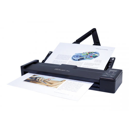 IRIS IRIScan IRIScan Pro 3 Wifi - Sheetfed scanner - A4/Letter - 600 dpi - ADF (8 sheets) - USB 2.0, Wi-Fi(n)