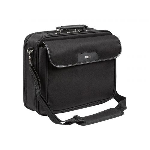 "Targus 15.4 - 16 inch / 39.1 - 40.6cm Notepac Plus Case - Notebook carrying case - Laptop Bag - 16"" - black"