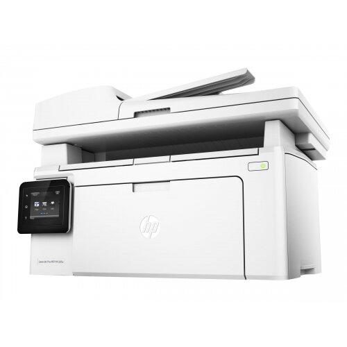 HP LaserJet Pro MFP M130fw - Multifunction printer - B/W - laser - 215.9 x 297.2 mm (original) - A4/Legal (media) - up to 22 ppm (copying) - up to 22 ppm (printing) - 150 sheets - USB 2.0, LAN, Wi-Fi(n)