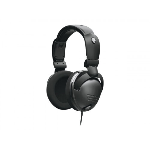 Alienware TactX Headset AY330A - Headset - full size - wired