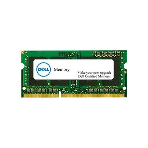 Dell - DDR3L - 4 GB - SO-DIMM 204-pin - 1.35 V - unbuffered - non-ECC - for Alienware 17 R2; Inspiron 11 31XX, 14 34XX, 24 5488, 3263, 54XX, 55XX, 57XX; Vostro 54XX
