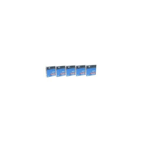 Dell - LTO Ultrium 4 - 800 GB / 1.6 TB (pack of 5) - for PowerEdge R310, R320, R720, R820, T110, T320, T420, T620; PowerVault DP600, NF600, NX3200