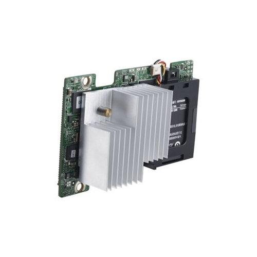 Dell PERC H710 Integrated RAID Controller - Storage controller (RAID) - SAS 2 - 600 MBps - RAID 0, 1, 5, 6, 10, 50, 60 - PCIe 2.0 - for PowerEdge R320, R420, R520, R620, R720, R720xd