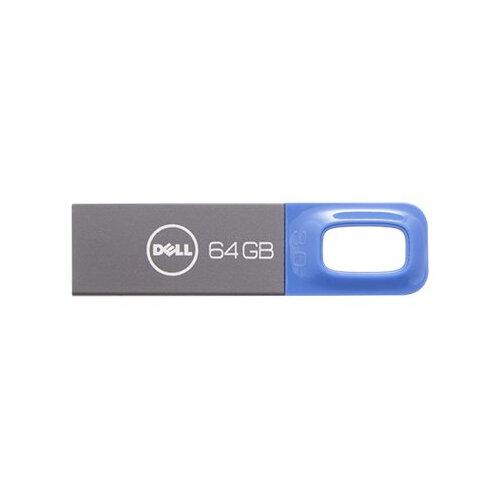 Dell - USB flash drive - 64 GB - USB 3.0 - blue