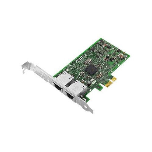 QLogic 5720 - Network adapter - PCIe 2.0 x2 - Gigabit Ethernet x 2 - for PowerEdge R220, R320, R420, T320, T430, VRTX M520; PowerVault DL2300, NX3200, NX3300