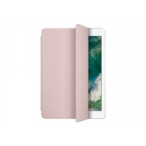 Apple Smart - Flip cover for tablet - polyurethane - pink sand - for 9.7-inch iPad (5th generation, 6th generation); iPad Air 2