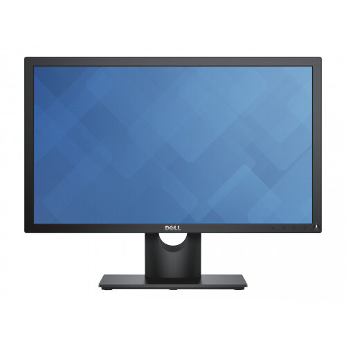 "Dell E2216HV - LED Computer Monitor - 22"" (21.53"" viewable) - 1920 x 1080 Full HD (1080p) - TN - 200 cd/m² - 600:1 - 5 ms - VGA - black"